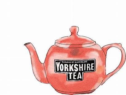 Teapot Tea Yorkshire Cup Water Proper Brew