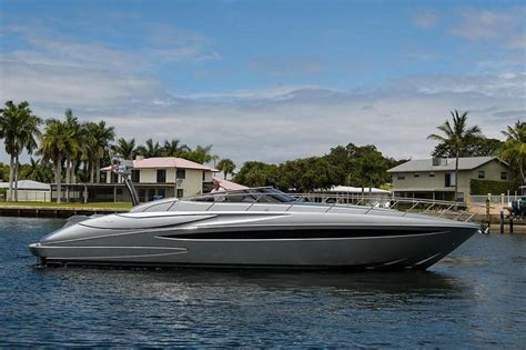 Riva Boats Used by 2014 Used Riva 52 Rivale Express Cruiser Boat For Sale