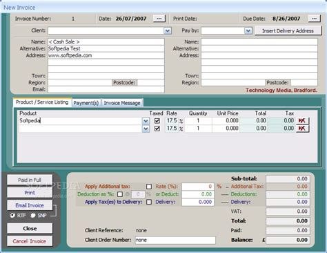 free access database templates access invoice template invoice exle