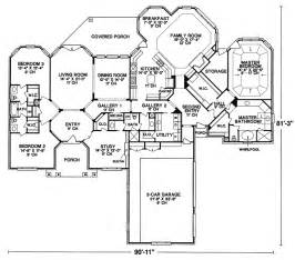 luxury home design plans oakley manor luxury ranch home plan 026d 0163 house