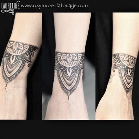 tatouages gravuremandalasarabesques  val doise tattoo