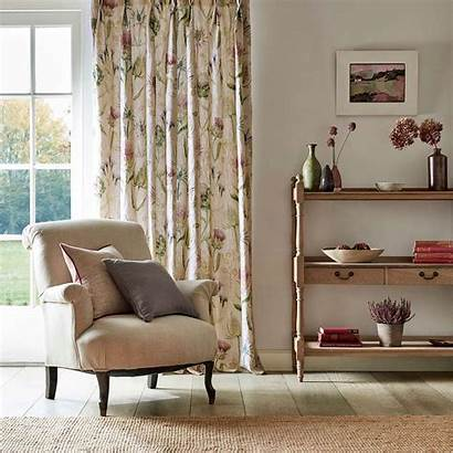 Sanderson Fabric Thistle Garden Fabrics Embleton Wallpapers