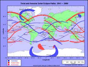 Solar Eclipse 2017 Path