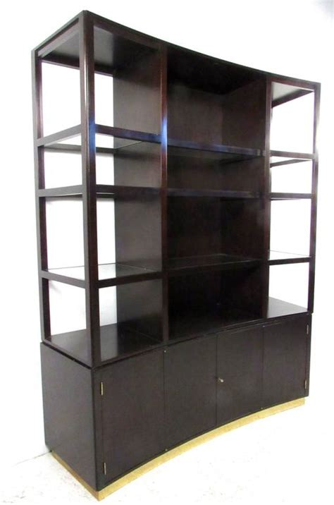 trending kitchen cabinets dunbar cabinet with display etagere for at 1stdibs 2931