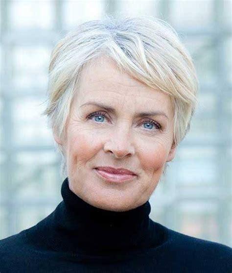 60+ Short Haircuts for Older Women Short Haircuts Models