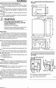 Honeywell Tradeline R182j Users Manual 69 0791 R182j