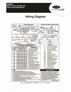 Carrier 24abc6 1w Heat Air Conditioner Manual