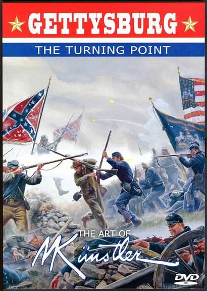 Turning Point Gettysburg Mort War Civil Dvd