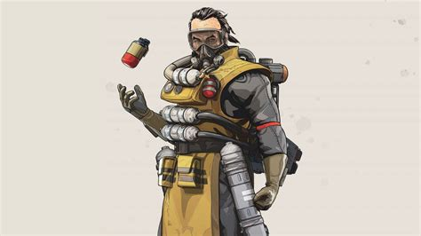 wallpaper caustic apex legends