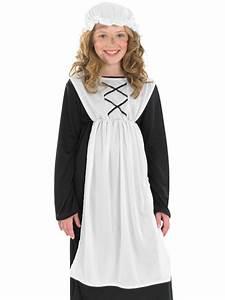 Child Street Urchin Girl Costume - FS3457 - Fancy Dress Ball