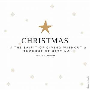 christmas lds quotes lds quotes