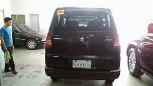 Suzuki Apv Ga With Dual Ac And Airbag - Cool Black