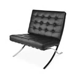 Barcelona Fauteuil Design by The Black Barcelona Chair Is Every Home S Showpiece Order