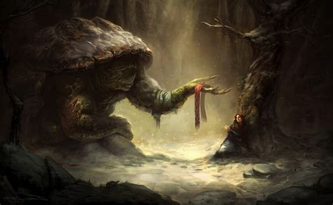 animals fantasy art digital art turtle wallpapers hd