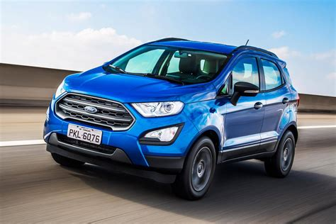 road test  ford ecosport ses car  canada