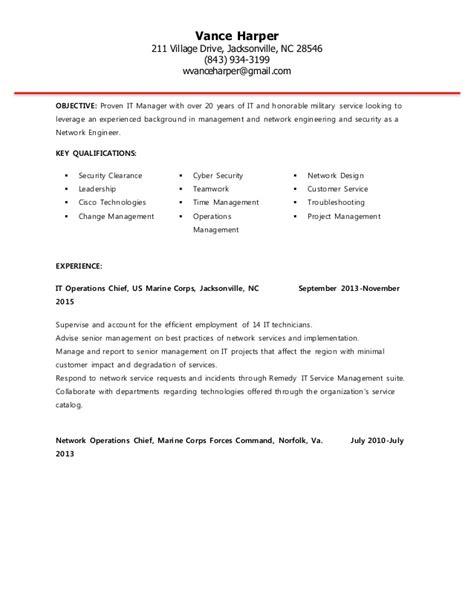 harper resume 11 december 2015