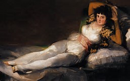 Image result for S Painting of Francisco De Goya Maja
