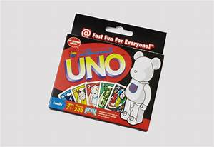 Medicom Toy X UNO 39Bearbrick39 Card Game Highsnobiety