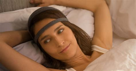 This Bizarre Headband Will Supposedly Help You Sleep