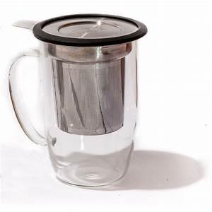 Mug Infuseur Thé : mug tastea avec filtre infuseur noir ~ Teatrodelosmanantiales.com Idées de Décoration
