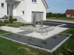 chantier moernach jardins zen With amenagement exterieur maison contemporaine 1 creation de jardin alsace paysagiste alsace jardin