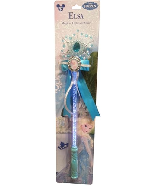 disney princess wand frozen light  wand elsa