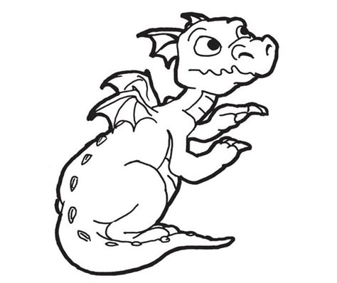 Baby Dragon Coloring Pages For Boys 1 See the category to