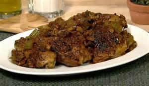 Mario Batali Chicken Cacciatore Recipe