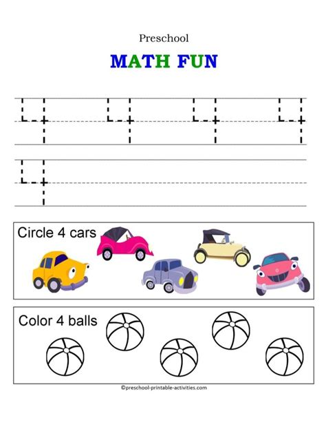 184 best with numbers images on preschool 165 | a672b00ba17411d013a840657f019c35 number worksheets free worksheets