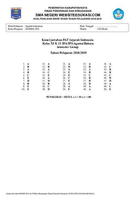 Kunci jawaban bahasa indonesia kelas ix halama 37 adalah. Jawaban Dari Bahasa Indonesia Kurikulum 2013 Kelas 11 Hal ...