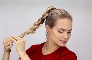Coiffure Queue De Cheval : s lections de tutos coiffure pour pimper une queue de ~ Melissatoandfro.com Idées de Décoration