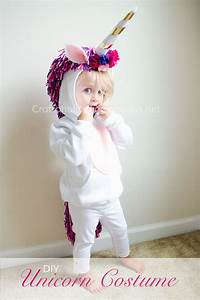 Craftaholics Anonymous® DIY Unicorn Costume Tutorial