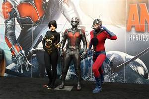 Awesome Cosplay: Ant-Man and Wasp - Comic Vine