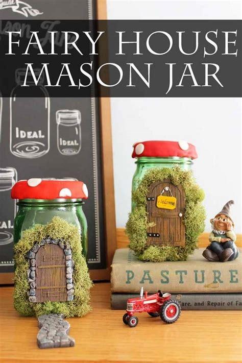 alluring mason jar fairy garden ideas
