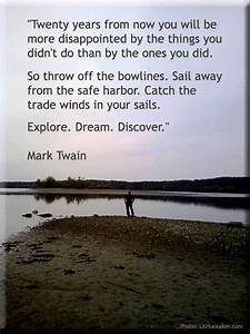 Mark Twain: Explore. Dream. Discover | Quotes | Pinterest