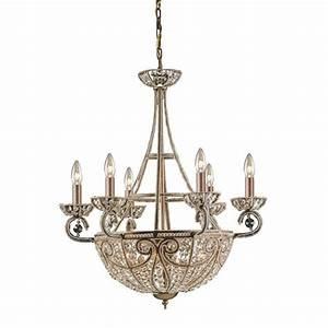 New light crystal chandelier lighting fixture dark