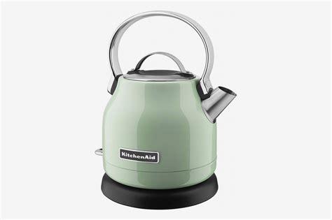 electric kettle kettles tea kitchenaid retro kitchen aid