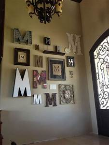 best 25 monogram wall letters ideas on pinterest wall With wall art letters