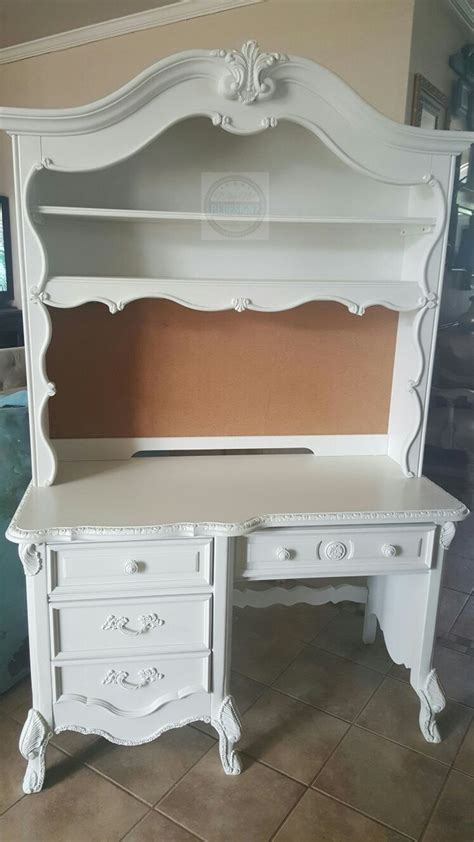 desk with hutch white 1000 ideas about white desk with hutch on