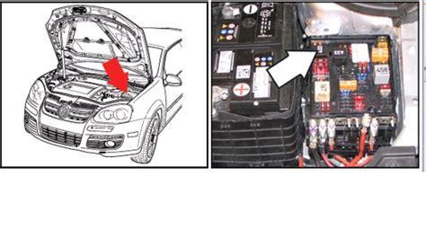 volkswagen jetta fuse diagram