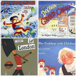 Around the world in 80+ books with picture books ...