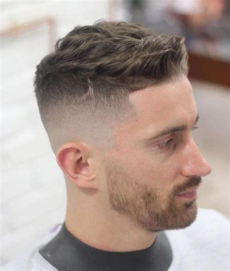 Short mens hair 2017