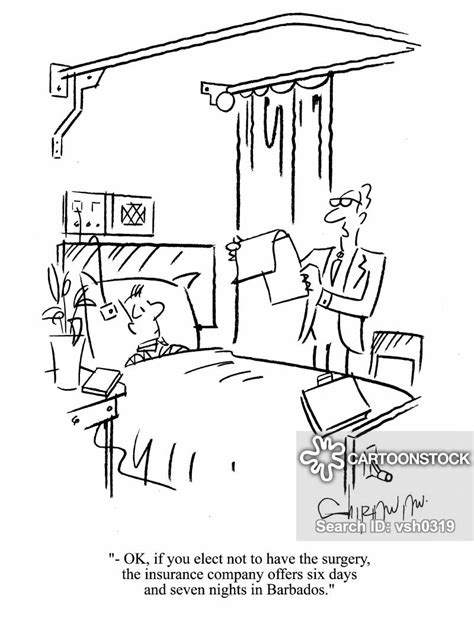 Elective Surgery Cartoons and Comics - funny pictures from