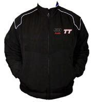 Race Car Jackets Audi Tt New Racing Jacket Black