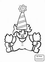 Clown Coloring Pages Jojo Tent Acrobat Circus Drawing Getdrawings Jackie Robinson Mojo Evil Face Boy Getcolorings Printable Colorings Print Name sketch template
