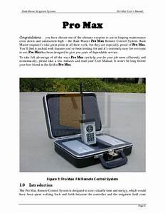 Genie Pro Max Garage Door Opener Owner S Manual
