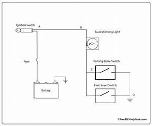 Parking Brake Warning Light Circuit