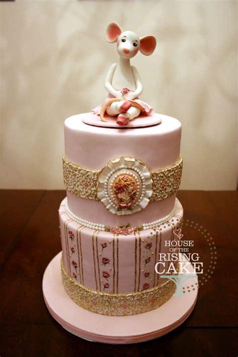 victorian ballerina cake cakecentralcom