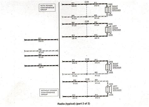 Ford Ranger Wiring Diagrams The Station