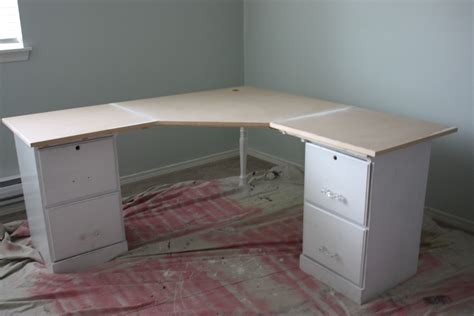 corner desk with file cabinet shed plans free 12x16 diy corner computer desk plans
